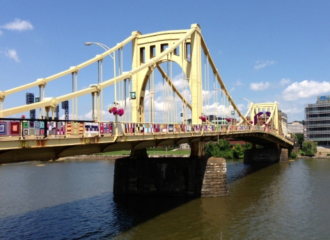 Knit the Bridge!